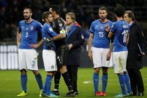 Italian media laments team's 'apocalyptic' failure to reach 2018...