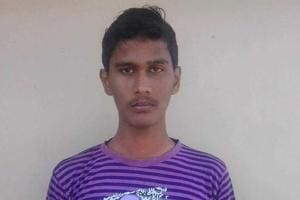 Akash, 23, has been arrested by the Chennai police after he escaped last night.