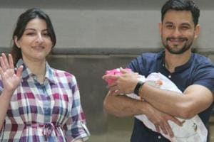 Kunal Kemmu shares first picture of daughter Inaaya Naumi on...