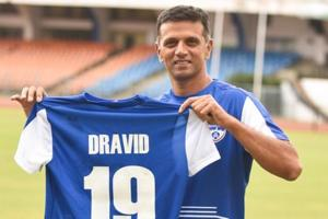 Rahul Dravid named Bengaluru FC ambassador ahead of Indian Super...