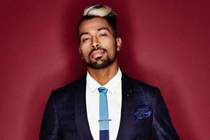 Hardik Pandya termed 'male version of Lady Gaga' on Twitter after new...