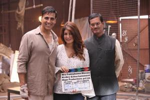 Akshay's habit of working too much turned out to be an asset during...