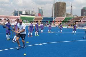 India coach Sjoerd Marijne lavishes praise on Indian hockey players