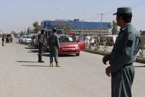 Taliban kill 27 police in security post attacks in Kandahar province