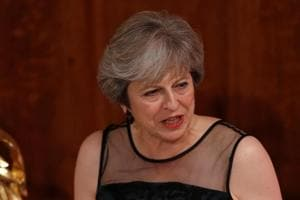 Russia meddling, we are watching: UK Prime Minister May