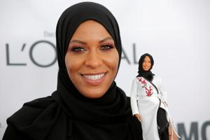 First hijab-wearing Barbie Doll to honour US fencer Ibtihaj Muhammad
