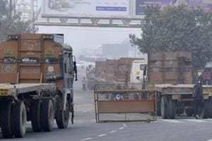 Air pollution: Despite ban, 60,000 trucks enter Capital