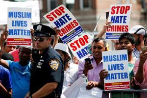 Over 6,000 hate crimes recorded in US in 2016: FBI