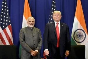 Trump impressed with PM Modi, India a natural ally of US: White House...
