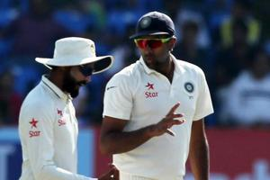 Ravindra Jadeja and Ravichandran Ashwin will be India's top spinners against Sri Lanka in the upcoming Test series.