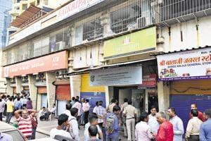 Mumbai bank robbery:  Culprits were smarter than security, say...