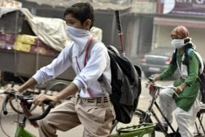 30% children miss National Achievement Survey in smog-hit Punjab