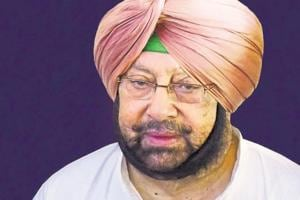 Farmers can't give up stubble burning completely: Punjab CM Amarinder