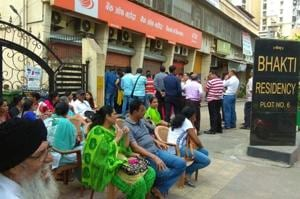 Agitated customers blame bank for poor security and negligence, say...