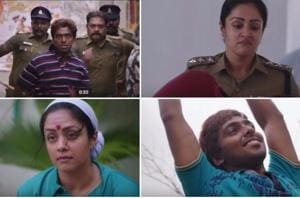 Naachiyaar teaser: Jyothika and GV Prakash's crime thriller looks...