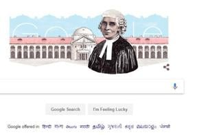 Google Doodle celebrates 151st birthday of Cornelia Sorabji, India's...