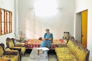 Ranjana Agrawal moved to her house in north Delhi this year.