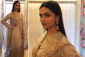 Hold your breath because Deepika Padukone's stunning dress is a...