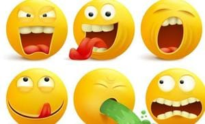 Addicted to social media? Here's how emoticons and exclamation points...