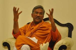 In three years, Trivendra Rawat gets old by zero years, says plea with...