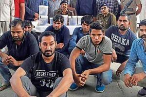 Hisar man accused of 14 murders, carrying Rs 7 lakh award held in...