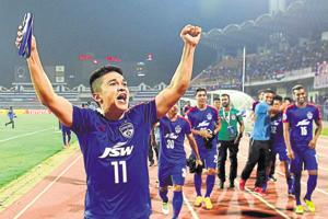 Sunil Chhetri, the skipper of Bengaluru FC, will be hoping to repeat the heroics of the I-League and the AFCCup as the team gears up for their maiden appearance in the Indian Super League.
