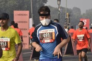 Delhi Half Marathon director Hugh Jones for advancing race in future