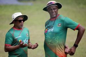 Sri Lanka Cricket eye Chandika Hathurusingha as head coach