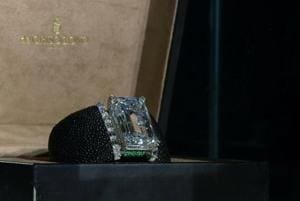 Largest diamond to be ever auctioned expected to fetch more than $25m...