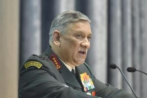 Tanks should operate on western, northern fronts: Army Chief Bipin...