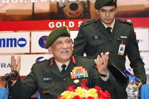 Govt sets June 2018 target to meet Indian Army's ammunition shortage