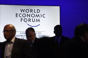 Not just a man's world: All-women chair for 2018 World Economic Forum