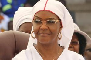 Zimbabwe coup: Who is Grace Mugabe, first lady and power behind the...