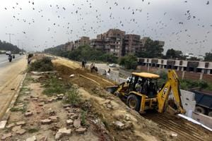 Delhi leg of Meerut expressway to be ready next month, says Gadkari