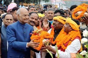 President Ram Nath Kovind lauds Jharkhand's sporting talent