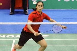 Saina Nehwal enters Round 2 of China Open badminton