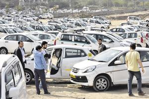 Not a joy ride: Low base fare and stiff targets bust the dream of Ola,...