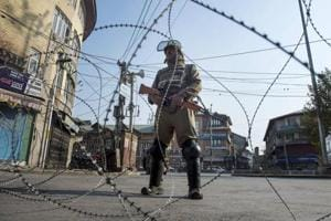 Eliminate those who indulge in violence in Kashmir: Govt to security...