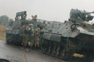 Zimbabwe live: Army takes over state broadcaster, say situation will...