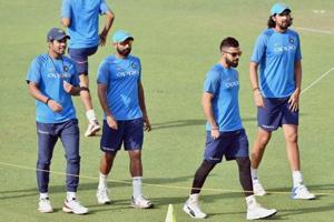 Starting Thursday at Kolkata's Eden Gardens, Indian cricket team plays...