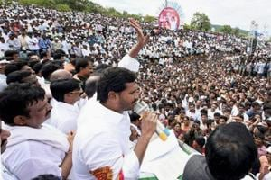 Jagan supporter 'commits suicide', note says he wants YSR Cong chief...