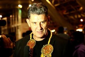 John Gregory will be the new coach of Chennaiyin FCin the 2017 Indian Super League as he takes over from Marco Materazzi.