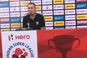 Kerala Blasters want to play one-touch attacking football, says coach...