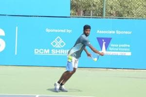 Suraj Prabodh from Mysore gets wildcard at Bengaluru Open tennis 2017