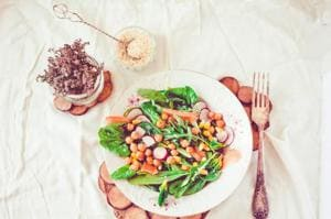 Why organic and vegan diets are trending among to-be brides