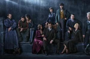 Fantastic Beasts: Check out Jude Law as Professor Dumbledore in new...