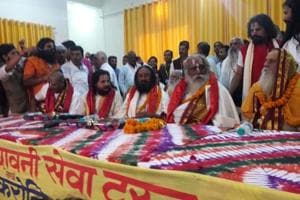 Ayodhya disinterested amid buzz over Sri Sri's mediation mission