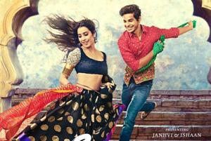 Dhadak: Janhvi Kapoor, Ishaan Khattar new photo will win you over in a...