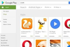 UC Browser will return to Google Play Store next week, UC Web confirms