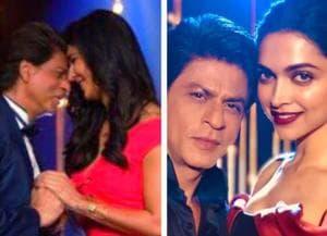 Shah Rukh Khan has a hard day 'waltzing' with Katrina Kaif, Deepika...
